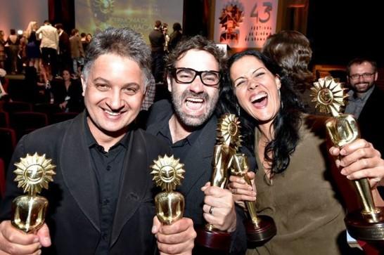 Veneciada premiada en Gramado