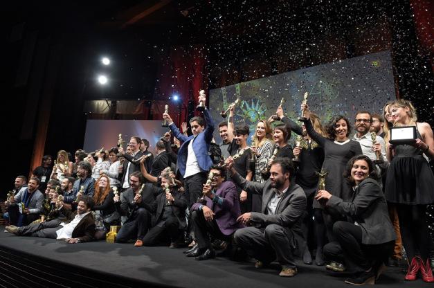 Premiação Festival de Gramado